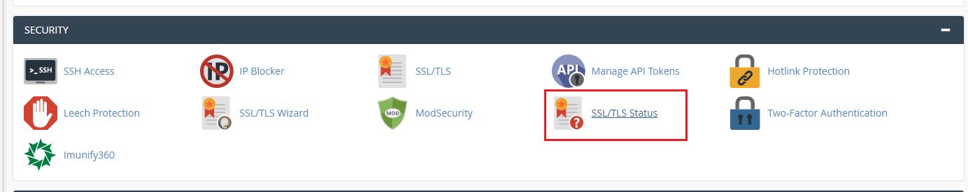 Cài đặt SSL let encrypt
