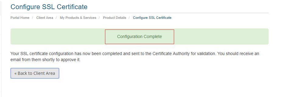 Cài đặt SSL Comodo như thế nào