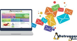 Mail Server dễ dàng với Mail-in-a-Box
