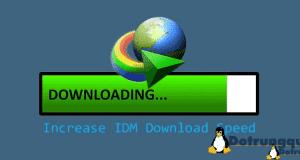 idm max speed