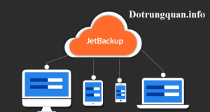 restore download backup bằng jetbackup