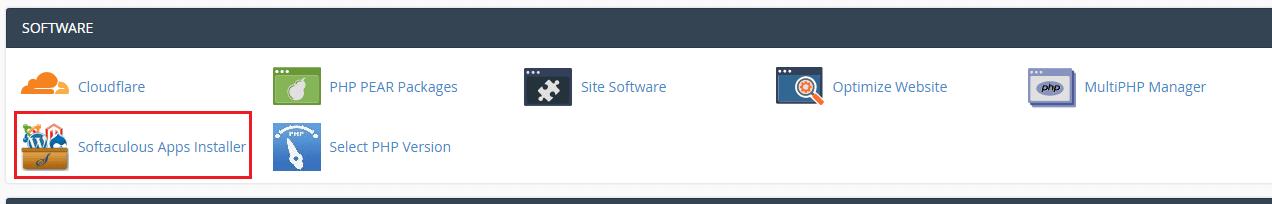 Hướng dẫn cài đặt Mangento 2 bằng Softaculous Apps Installer