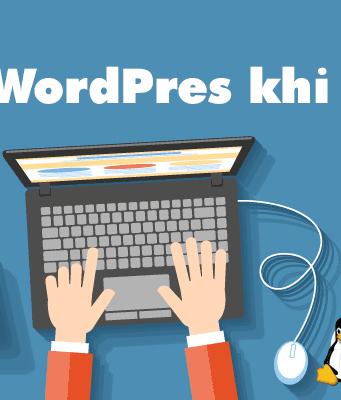 Cài đặt lại WordPress giử nội dung khi bị dính mã độc