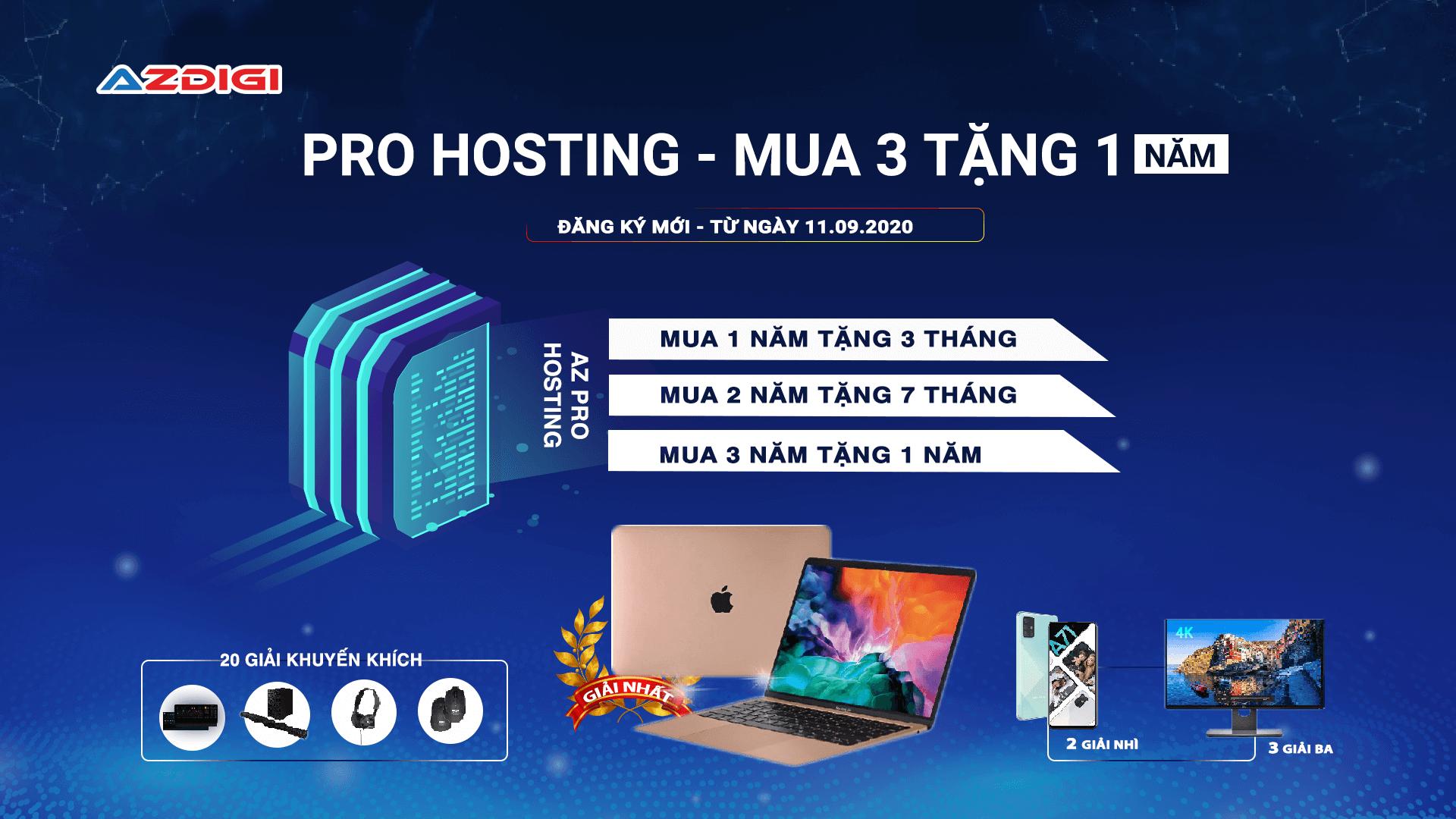 AZDIGI Hosting Số 1 Việt Nam
