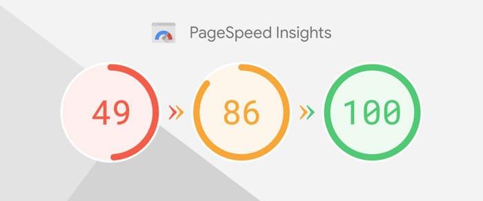 Tăng độ tải website WordPress và điểm PageSpeed Insights lên xanh