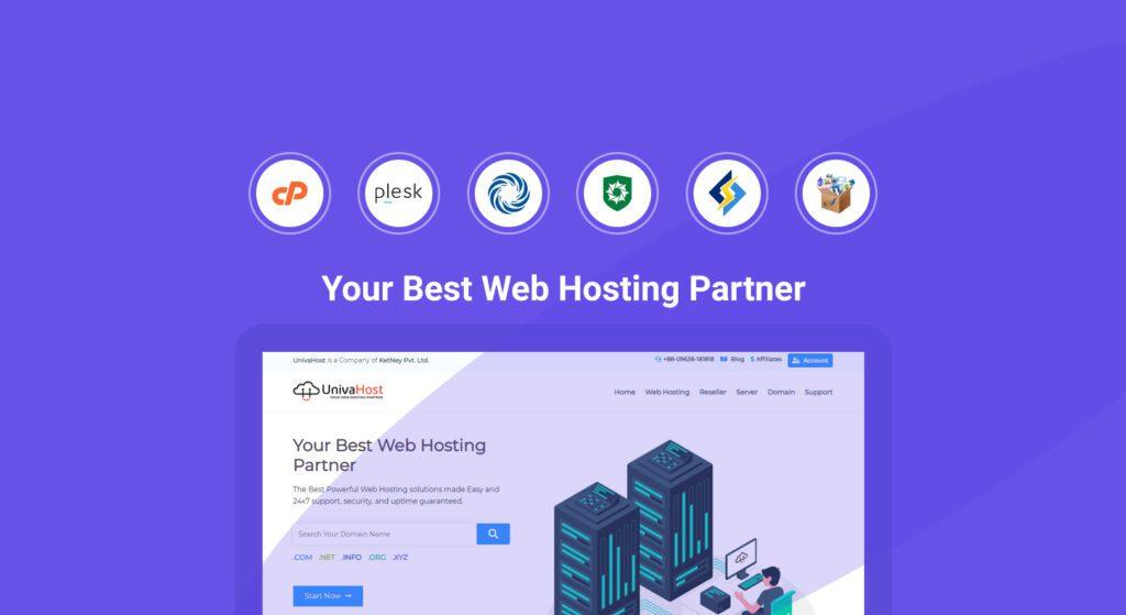 Giới thiệu dịch vụ Hosting VPS tại Univahost
