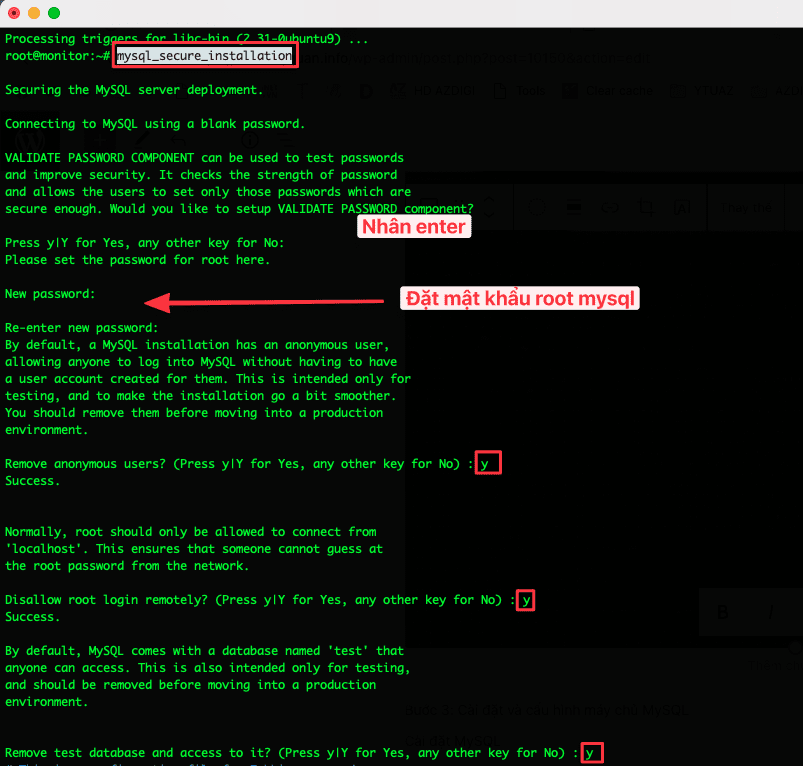 Hướng dẫn cài đặt Zabbix 5.4 trên Ubuntu 20