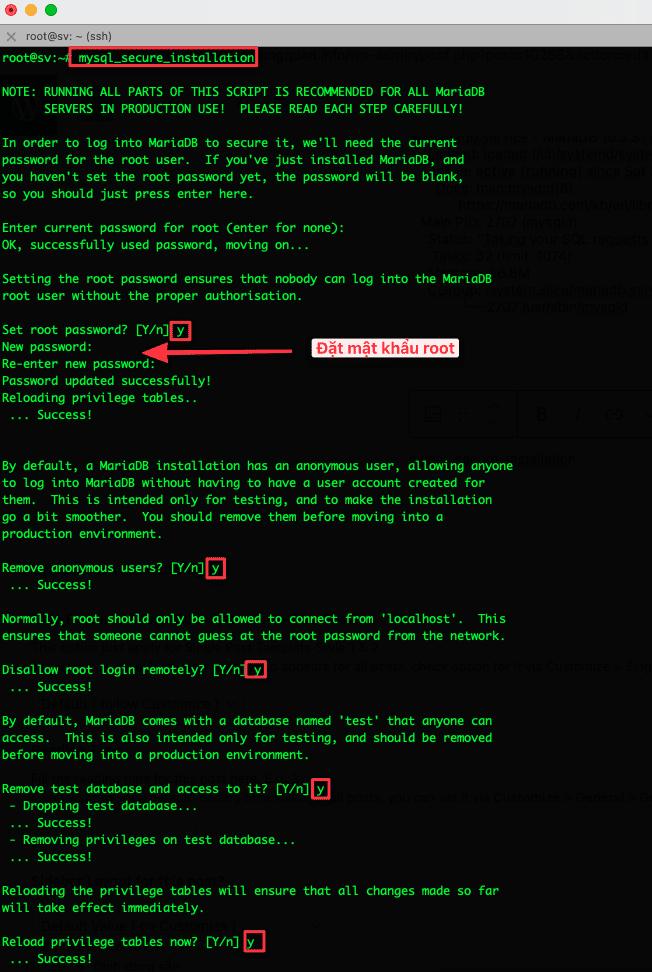 Hướng dẫn cài đặt LEMP Stack và WordPress từ A-Z