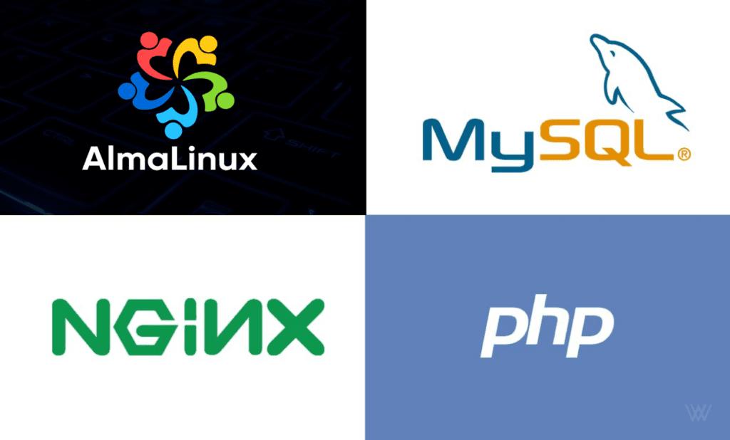 Cài đặt LEMP Stack trên AlmaLinux 8 từ A-Z