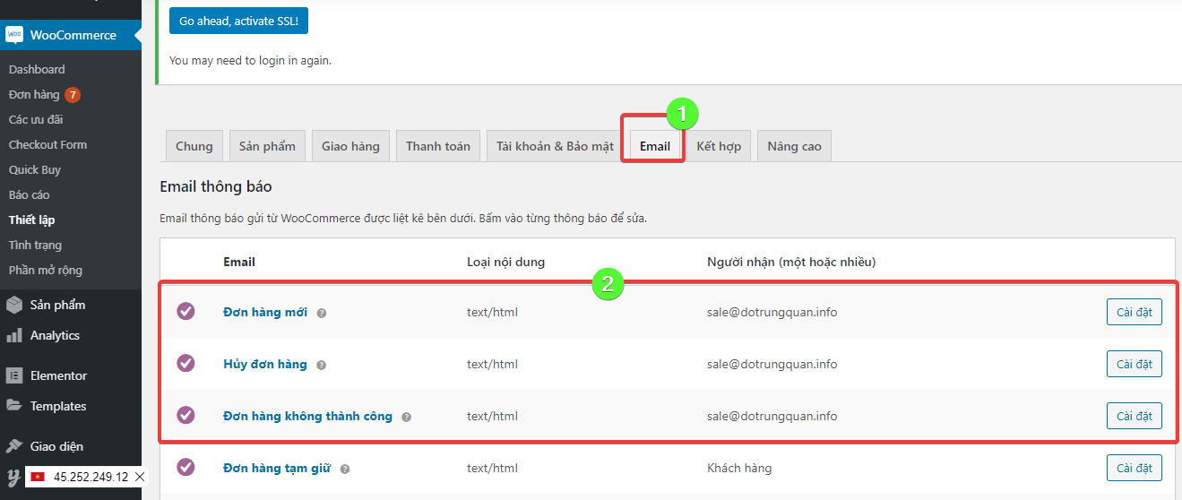 WooCommerce dotrungquan 3