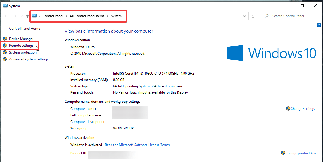 active remote desktop