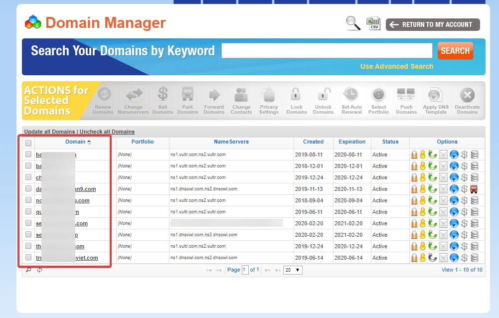 dns domain namesilo 3
