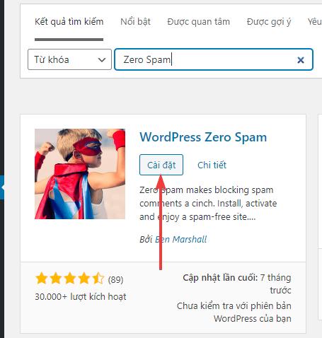 spam zero 2