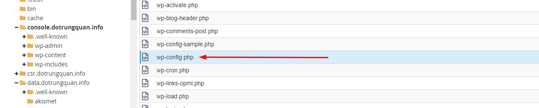 Chỉnh sửa url site, url home trong phpmyadmin sau khi thay đổi tên miền